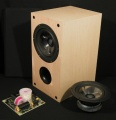 Loki Coaxial Speaker Kit in Maple - Each