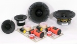 Seas Idunn 2-Way Speaker Kit - Pair - Parts Only