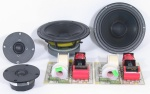 Seas Mirmir 2-Way Speaker Kit - Pair